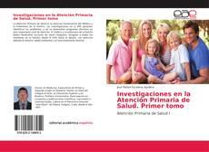 Buchcover von Investigaciones en la Atención Primaria de Salud. Primer tomo