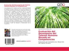 Bookcover of Evaluación del Desempeño del Talento Humano Basado en Competencias
