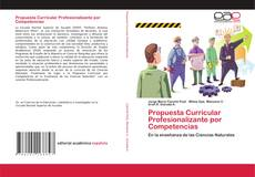 Capa do livro de Propuesta Curricular Profesionalizante por Competencias