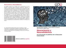 Bookcover of Neurociencia y Neurodidáctica