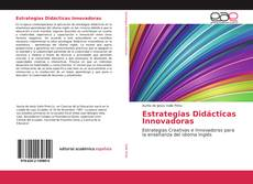 Portada del libro de Estrategias Didácticas Innovadoras
