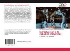 Capa do livro de Introducción a la robótica industrial