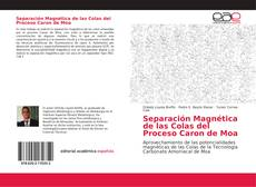 Bookcover of Separación Magnética de las Colas del Proceso Caron de Moa