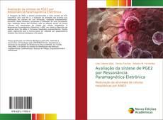 Capa do livro de Avaliação da síntese de PGE2 por Ressonância Paramagnética Eletrônica