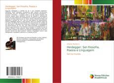 Portada del libro de Heidegger: Ser-filosofia, Poesia e Linguagem