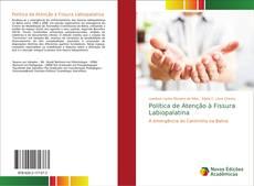 Capa do livro de Política de Atenção à Fissura Labiopalatina