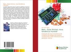 Buchcover von Bem - Estar Animal, nova tendência mundial