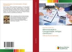 Capa do livro de Administração e Contabilidade: Artigos científicos I