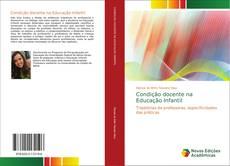 Borítókép a  Condição docente na Educação Infantil - hoz