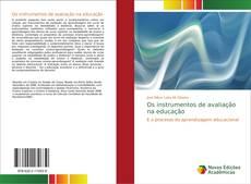 Copertina di Os instrumentos de avaliação na educação