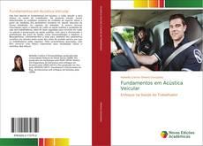Bookcover of Fundamentos em Acústica Veicular