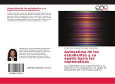 Bookcover of Autoestima de los estudiantes y su apatía hacia las matemáticas