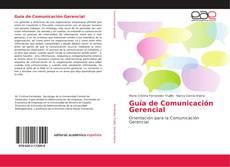 Portada del libro de Guía de Comunicación Gerencial