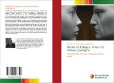 Capa do livro de Delito de Estupro: Uma (re) leitura tipológica