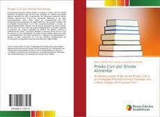 Capa do livro de Prisão Civil por Dívida Alimentar
