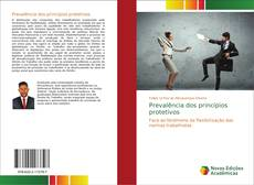 Bookcover of Prevalência dos princípios protetivos