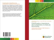 Classificação e Importância dos Carboidratos na Dieta de Ruminantes kitap kapağı