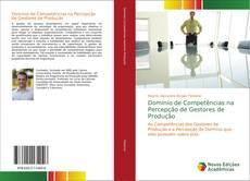 Capa do livro de Domínio de Competências na Percepção de Gestores de Produção