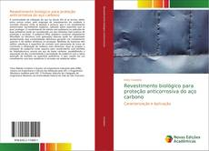 Borítókép a  Revestimento biológico para proteção anticorrosiva do aço carbono - hoz