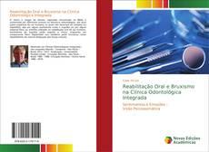 Portada del libro de Reabilitação Oral e Bruxismo na Clínica Odontológica Integrada