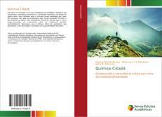 Capa do livro de Química Cidadã