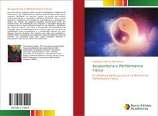 Buchcover von Acupuntura e Performance Física