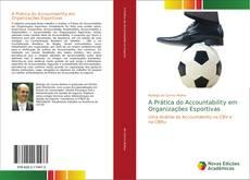 Capa do livro de A Prática do Accountability em Organizações Esportivas