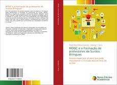 Portada del libro de MOOC e a Formação de professores de Surdos Bilíngues