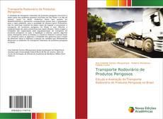 Capa do livro de Transporte Rodoviário de Produtos Perigosos