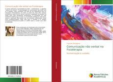 Capa do livro de Comunicação não verbal na Fisioterapia