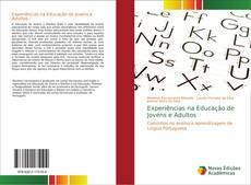 Borítókép a  Experiências na Educação de Jovens e Adultos - hoz