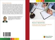 Capa do livro de Busca e Apreensão