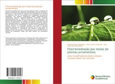 Buchcover von Fitorremediação por meios de plantas ornamentais