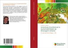 Buchcover von Incentivos Econômicos à Sustentabilidade da Drenagem Urbana