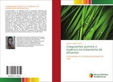 Buchcover von Coagulantes químico e orgânico no tratamento de efluentes