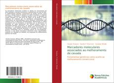 Portada del libro de Marcadores moleculares associados ao melhoramento de cevada