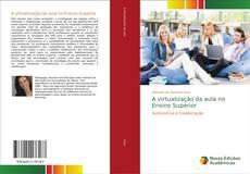 Portada del libro de A virtualização da aula no Ensino Superior