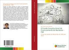 Capa do livro de O Fundo Constitucional de Financiamento do Nordeste - FNE