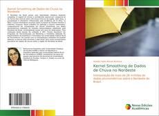 Capa do livro de Kernel Smoothing de Dados de Chuva no Nordeste
