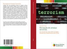 Bookcover of Percepção de ameaça terrorista