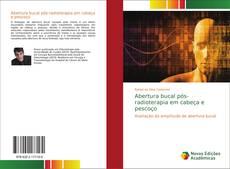Copertina di Abertura bucal pós-radioterapia em cabeça e pescoço