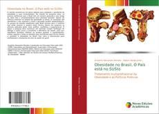 Capa do livro de Obesidade no Brasil, O País está no SUSto