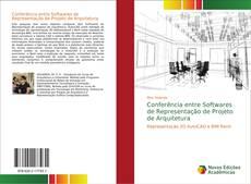 Capa do livro de Conferência entre Softwares de Representação de Projeto de Arquitetura