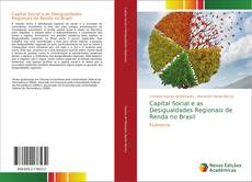 Обложка Capital Social e as Desigualdades Regionais de Renda no Brasil