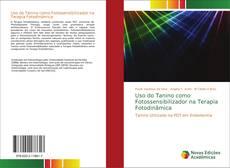 Обложка Uso do Tanino como Fotossensibilizador na Terapia Fotodinâmica