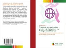 Portada del libro de Organização das Nações Unidas e a Efetividade na Proteção das Minorias
