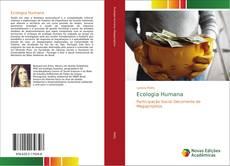 Capa do livro de Ecologia Humana