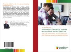 Capa do livro de Previsão de Demanda através dos modelos de Box&Jenkins