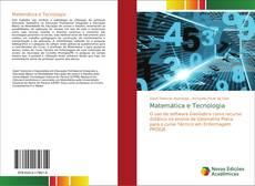 Matemática e Tecnologia kitap kapağı