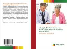 Обложка Atuação Multidisciplinar e Fisioterapêutica em Mulheres Climatéricas